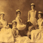 Northampton State Hospital, student nurses, class of 1903