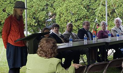 DMH Memorial Panel